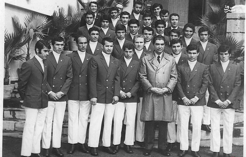 اولین تیم پرسپولیس+عکس