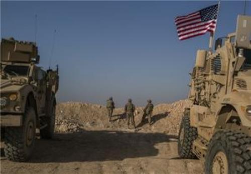 احداث پایگاه نظامی آمریکا در یک قدمی ایران