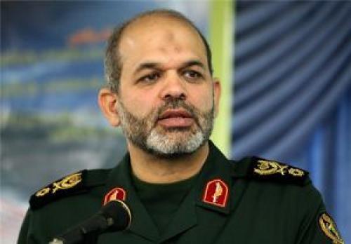 اظهارات سردار وحیدی درباره حملات هوایی رژیم صهیونیستی به سوریه