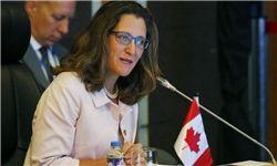 بیانیه وزیر خارجه کانادا برای «سید امامی»