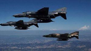 حمله ترکیه به مواضع پ ک ک در عراق