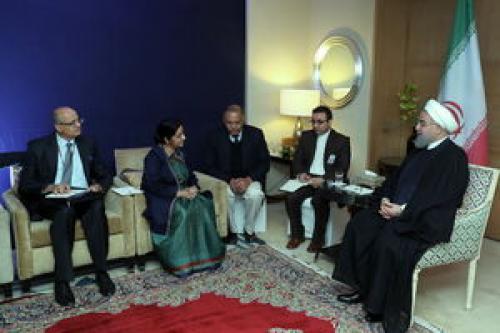 برای توسعه روابط با هند محدودیتی قائل نیستیم