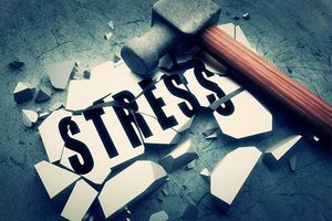 راه حلی شگفت انگیز برای کاهش استرس