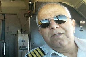 خلبان هواپیمای سقوط کرده ۴ سال پیش ناجی مسافران یاسوج بود