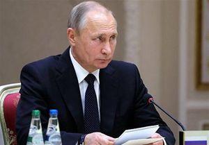 پیام تسلیت پوتین برای سقوط هواپیما در سمیرم