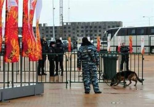 حمله تروریستی داعش به یک کلیسا در روسیه