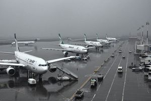 تاخیر پروازها در فرودگاه مشهد