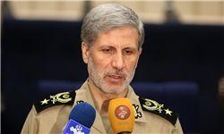 وزیر دفاع: کوچکترین مشکل امنیتی در منطقه مکران نداریم