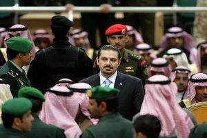 دیدار سعد الحریری با محمد بن سلمان