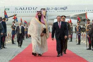 چرا بن سلمان برای نخستین سفر خود قاهره را برگزید