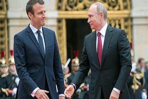 توافق روسیه و فرانسه درباره سوریه