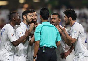 جباری: AFC بزرگترین خیانت را کرد