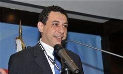 دیدار جاسوس بازداشت شده در ایران با حریری