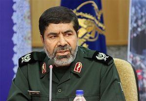 واکنش سردار شریف به ادعای یک محکوم قضایی