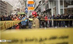 داماد کینهای تیبا پدرزن سابقش را آتش زد