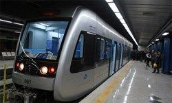 خط یک متروی تهران پنجشنبه آخر سال ۹۶ رایگان است