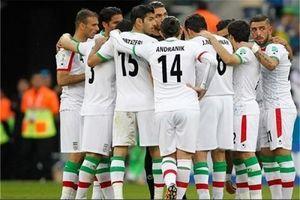 اسامی تیم ملی فوتبال برای دیدار با سیرالئون