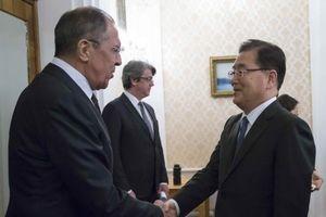 درخواستِ کمک کره جنوبی از روسیه