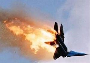 سقوط جنگنده اف- ۱۸ آمریکا در فلوریدا