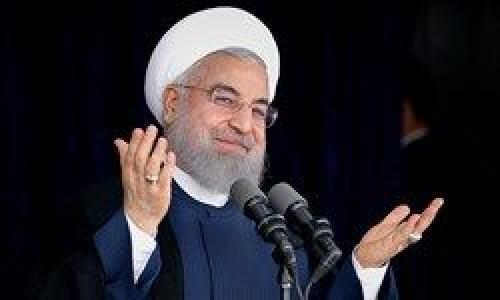 روحانی: تمام تلاش ما تکمیل اسکان دائمی روستاها در اسرع وقت است