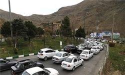 آخرین وضعیت ترافیک صبحگاهی جادهها