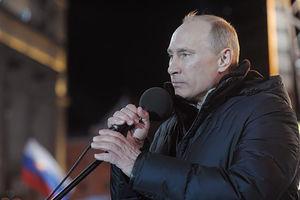 پوتین نوروز را تبریک گفت