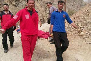 فوت یک نفر در اثر سقوط از ارتفاعات درکه