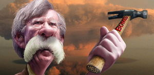 افشای تلاش بولتون برای حمله اسرائیل به ایران