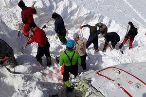 کاملترین جسد در ارتفاعات دنا پیدا شد