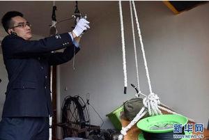 قاچاق آیفون با «پهپاد» در چین