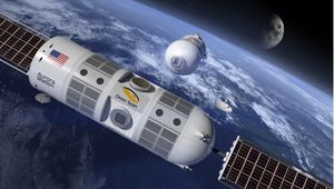 همه چیز درباره نخستین هتل لوکس فضایی