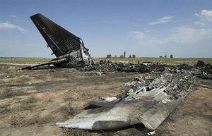 سقوط هواپیمای نظامی در الجزایر با 100 کشته
