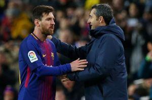 اطمینان خاطر سرمربی بارسلونا به آرژانتین درباره مسی