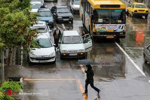 تداوم بارش ها تا هفته دوم اردیبهشت ماه