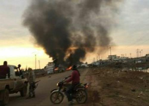 عملیات انتحاری داعش در «سامراء»