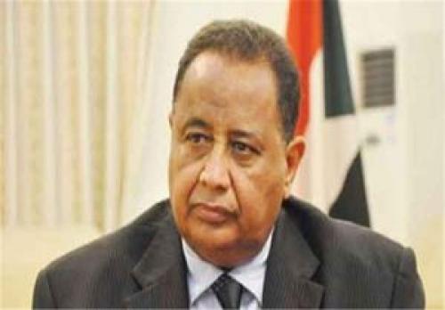 وزیر خارجه سودان برکنار شد
