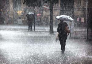 آخرین وضعیت بارش برف و باران در کشور