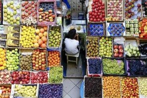 قیمت عمده فروشی انواع میوه +جدول