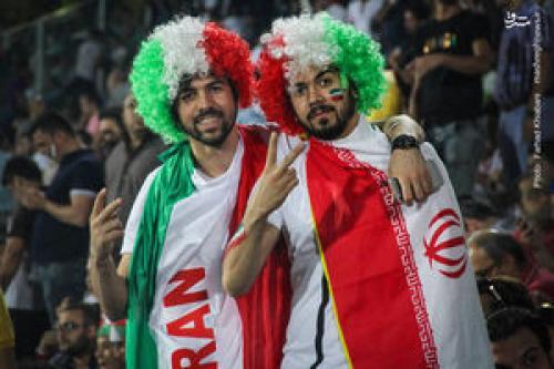 ایران اولین تیم حاضر در روسیه برای جام جهانی