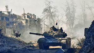 خروج بیش از 8000 تروریست از اطراف دمشق