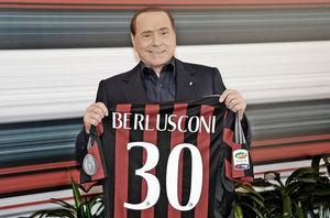 برلوسکونی: میلان را دوباره میخرم
