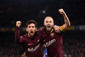 پیام مسی برای خداحافظی کاپیتان بارسلونا