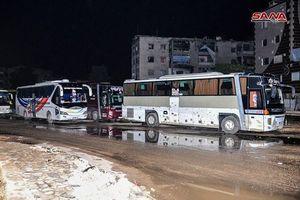 انتقال 5 هزار تروریست از جنوب به شمال سوریه