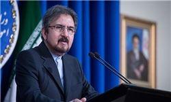 واکنش قاسمی به صدور حکمی علیه ایران در آمریکا
