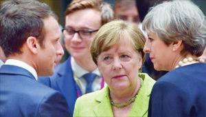 مواضع دوپهلوی اروپا درباره مقابله با بازگشت تحریم ها