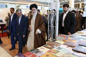 روایت ناشران از بازدید رهبر انقلاب از نمایشگاه کتاب