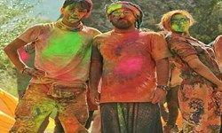 جشن رنگ ها؛ مراسمی که هچنان بیمتولی است