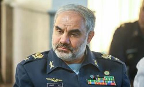 بازدید فرمانده نهاجا از پایگاه هوایی بندرعباس