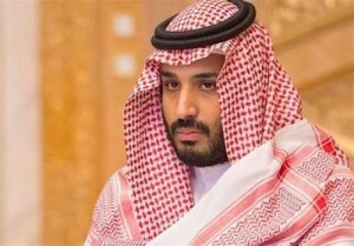 غیبت «بن سلمان» پس از تیراندازی در کاخ سعودی