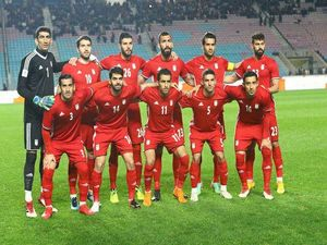 پرداخت مستمری ماهیانه به ملی پوشان ایران در جام جهانی